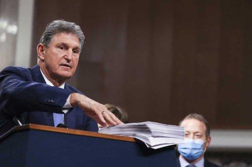 Manchin wants to make filibuster 'painful' to use