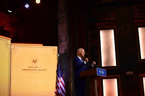 Electoral College affirms Biden's victory