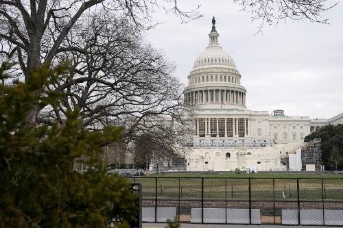 U.S. Capitol Police officer dies