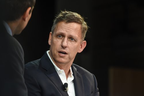 Rise of a megadonor: Thiel makes a play for the Senate