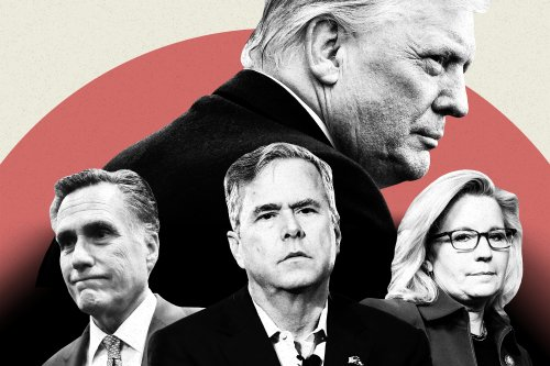 How Trump is hunting down the GOP's leading families