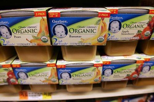 Biden's FDA looks to tackle heavy metals in baby food