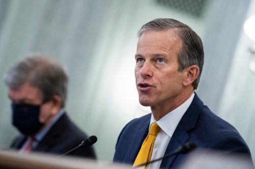 GOP's Thune says Trump allies engaging in 'cancel culture'