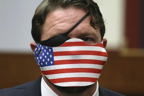 GOP Rep. Dan Crenshaw to Marjorie Taylor Greene: 'Start acting' like a member of Congress