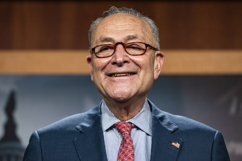 Chuck Schumer is thinking big — gridlocked Senate be damned