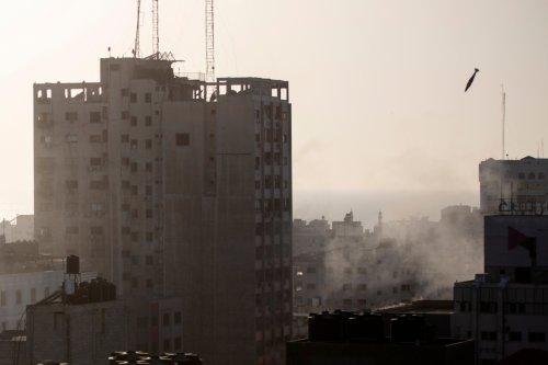 Biden assures Israel's Netanyahu of U.S. support, urges calm as fighting kills dozens