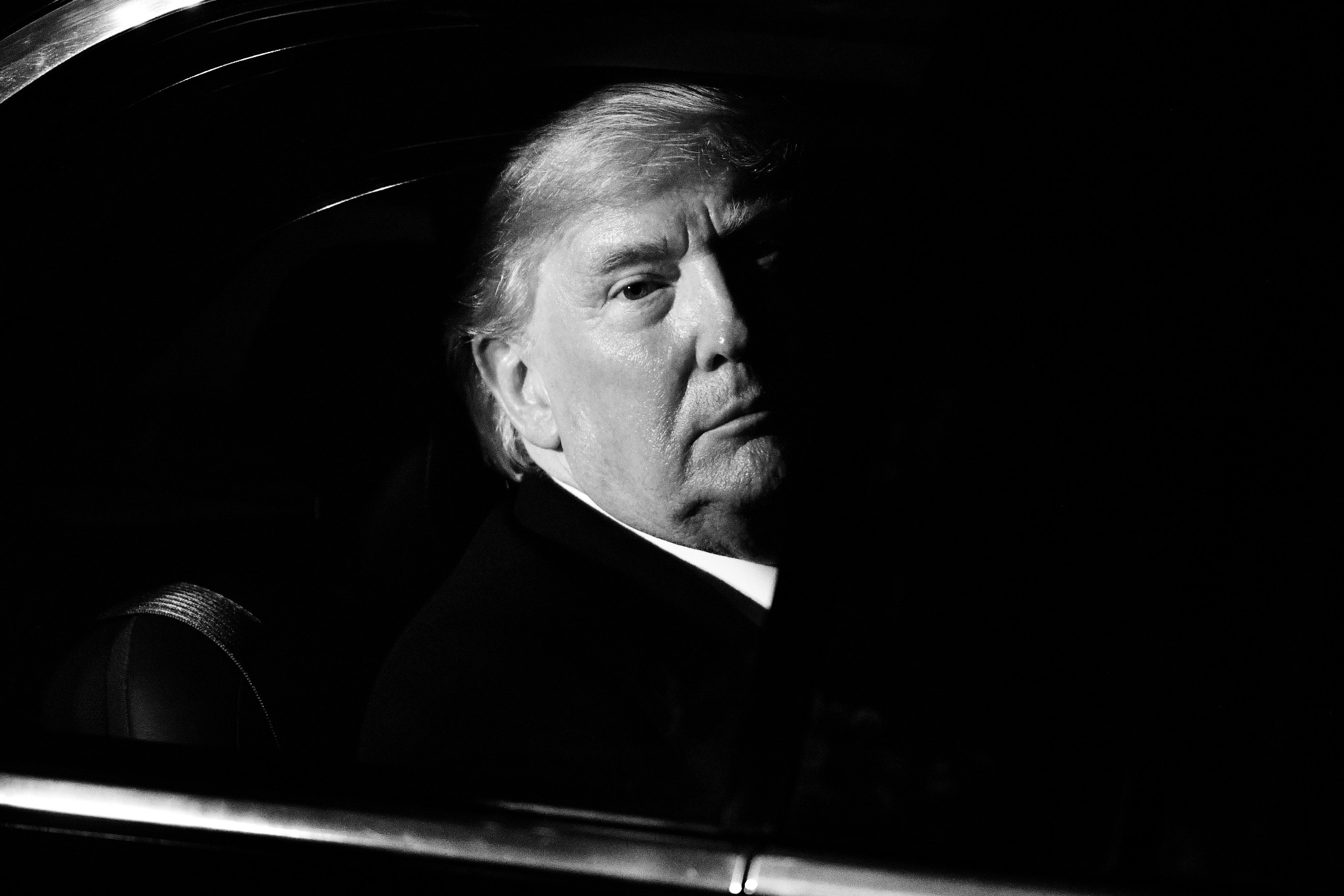 The Godfather Part 4 …. Trump Edition - cover