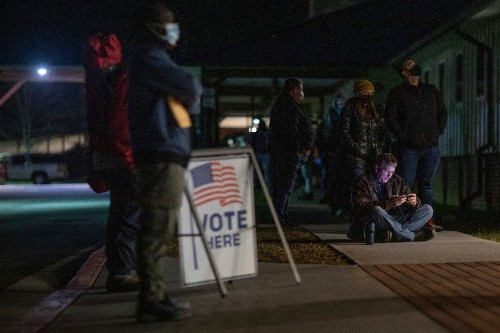 State Republicans push new voting restrictions after Trump's loss