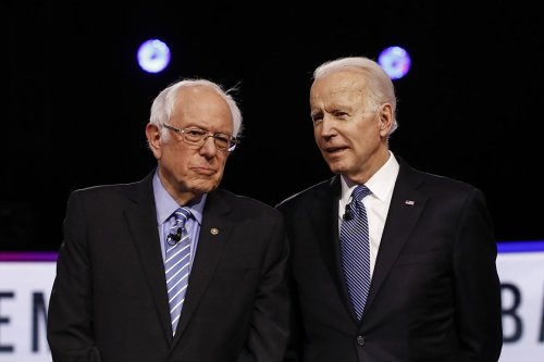 Why Biden is keeping Bernie close