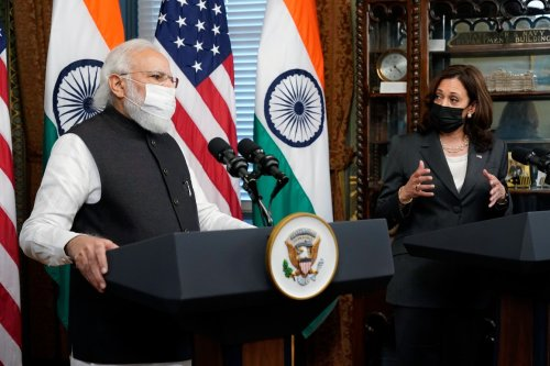 Biden needs India to counter China, but it comes with a cost