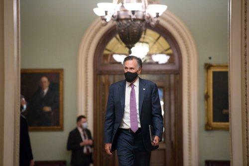 Romney blames both Biden and Trump for crisis in Afghanistan
