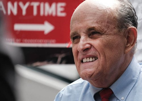 POLITICO Playbook: Scoop: Fox to Rudy: You're banned