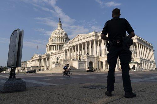 House passes Capitol security bill, sending to Biden's desk