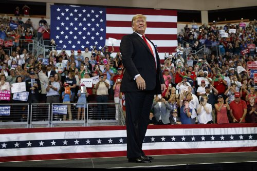 Trump endorsements jolt GOP races