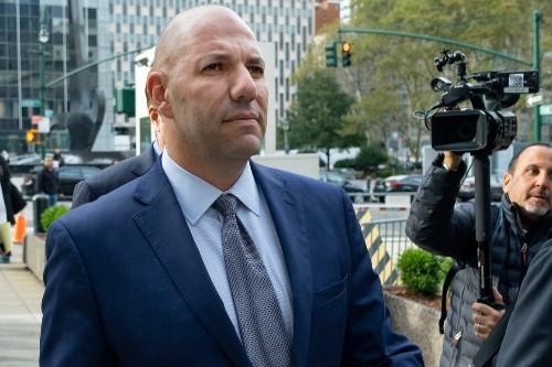 Florida businessman pleads guilty in fraud case involving Giuliani associates