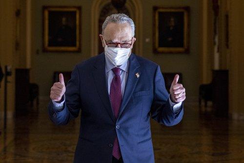 Senate approves Biden's $1.9 trillion pandemic relief plan