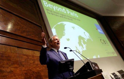Al Gore: Optimist?