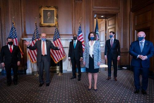 Democrats' surprising 2-man team to hold the Senate
