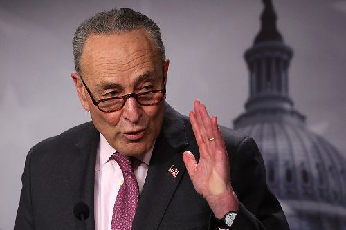 Biden's Covid aid bill advances in Senate