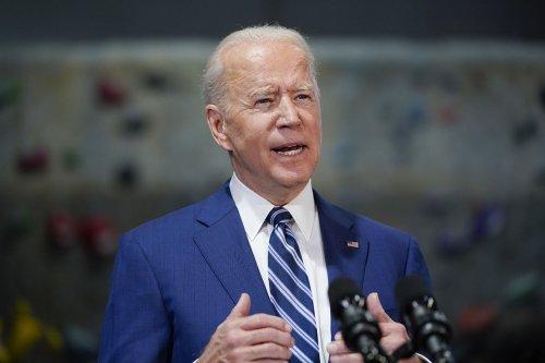 'Assault on democracy': Biden torches Texas voting bill