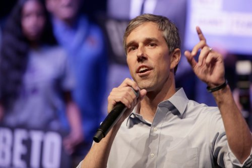 Texas disaster puts Beto O'Rourke back in business