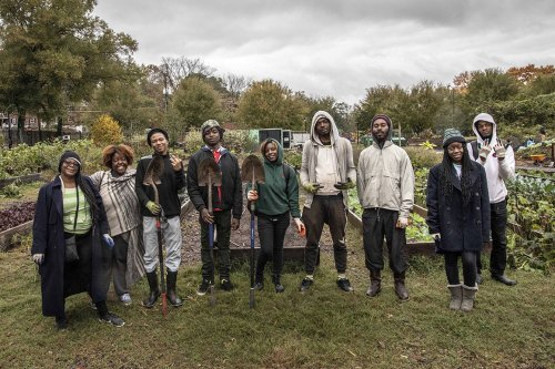 How Atlanta Is Turning Ex-Cons Into Urban Farmers