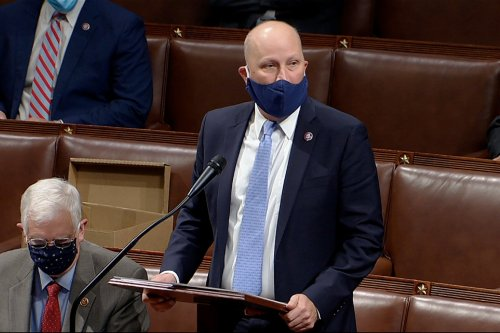 GOP lawmaker challenges McCarthy over 'bulls---' mask mandate enforcement