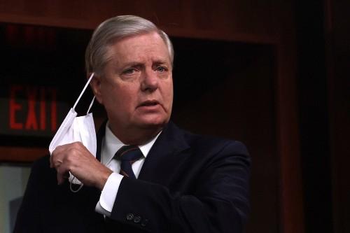Lindsey Graham predicts radical first 100 days