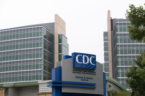 CDC's chief of staff, deputy chief of staff jointly depart