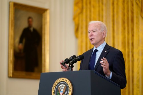 Biden administration releases first batch of White House visitor logs