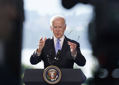 POLITICO Playbook: Biden catches his white whale