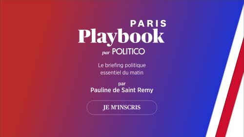 Playbook Paris: Retraite sur les retraites — Traité de solférinologie — Effets de Manche