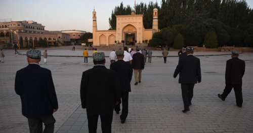 Holocaust survivors and Tory MPs press Boris Johnson over Uighur 'genocide'