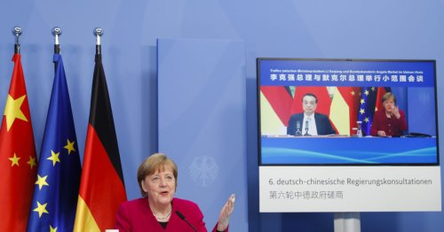 China tells Germany to focus on trade, not human rights