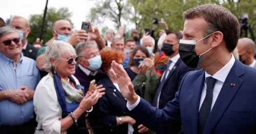 Macron faces crushing defeat in local elections, exit polls show