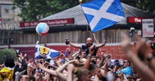 At England vs. Scotland, it's party over politics
