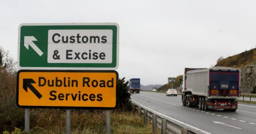 Poll: Brits blame EU for Northern Ireland trade problems