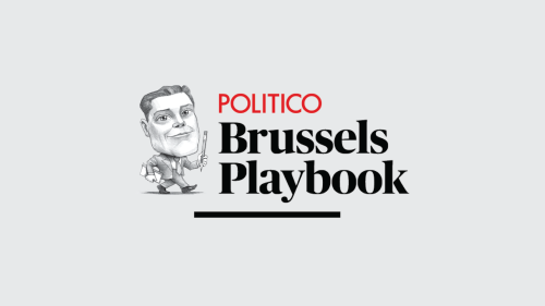 POLITICO Brussels Playbook: An India travel ban? — Kurz fights for his future — Everyone fights for vaccine certificates