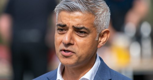 London Mayor Sadiq Khan calls for army to help with fuel crisis 'as soon as possible'