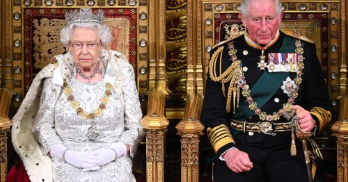The British monarchy has a succession problem