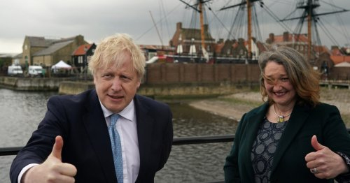UK Labour suffers historic defeat in Hartlepool