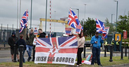 UK extends Brexit grace periods for trade into Northern Ireland again