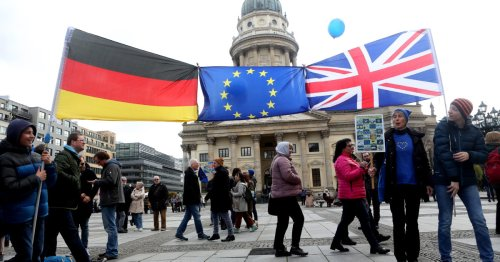 There's one big problem for Britain-Germany relations … Northern Ireland