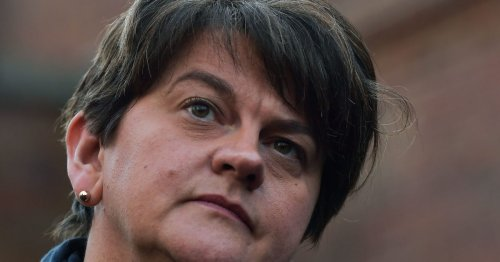 Arlene Foster channels Sinatra for political swansong