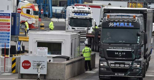 UK requests 3-month delay to Northern Ireland meat checks