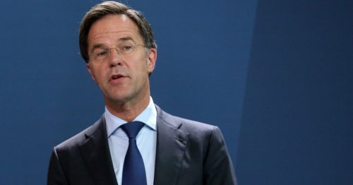 Dutch PM attempts to smooth Northern Ireland row on visit to London