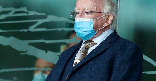 Irish president won't mark Northern Ireland's 100th birthday