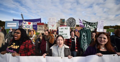 Britain orders Northern Ireland to introduce full abortion services