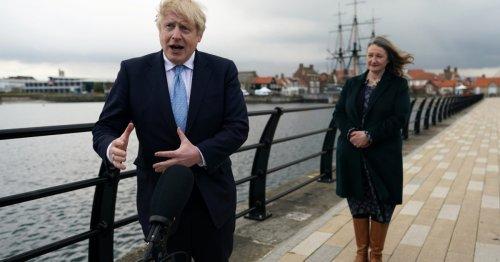 Ministers show 'complete lack of understanding' of Boris Johnson's leveling-up policy
