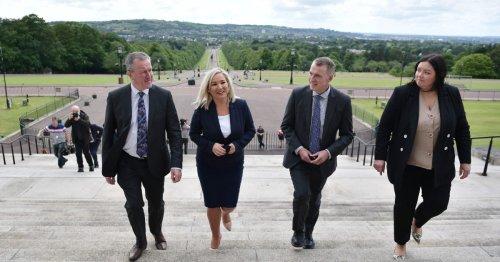 Sinn Féin takes pole position in Northern Ireland Assembly